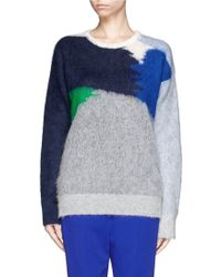 Stella McCartney Mohair Sweater - Lyst