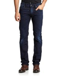 Diesel Safado Dark Wash Straight-Leg Jeans - Lyst