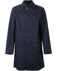 Mackintosh Classic Raincoat - Lyst