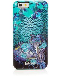 Just Cavalli - Leo Jewel Iphone 6 Case - Lyst