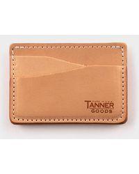 Tanner Goods - Journeyman - Natural - Lyst