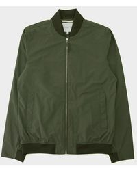 9bc5194c8 Norse Projects Ryan Light Ripstop Jacket Dried Olive in Green for ...