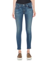 Rag & Bone Rag Bone Jean The Capri - Lyst