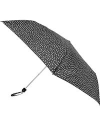 Accessorize - Ditsy Floral Spot Superslim Umbrella - Lyst