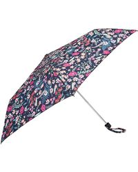 Accessorize - Phoebe Floral Superslim Umbrella - Lyst