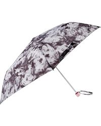 Accessorize - Mya Marble Superslim Umbrella - Lyst