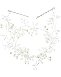 Accessorize - Pearly Hair Vine - Lyst