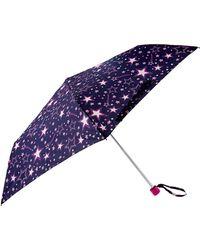 Accessorize - You're A Star Superslim Umbrella - Lyst