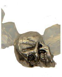 Duchess Of Malfi - Moonstone And Skull Bracelet - Lyst