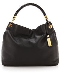 Michael Kors Skorpios Large Shoulder Bag Skorpios Large Dark Slate 6