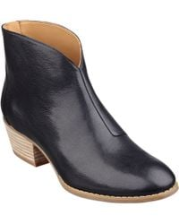 Nine West Jarrad Ankle Booties - Lyst