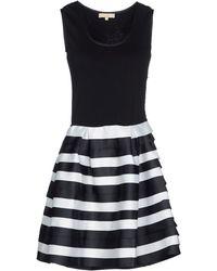Eyedoll Short Dress black - Lyst