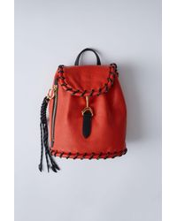 Acne Studios   Rope Jungle red   Lyst