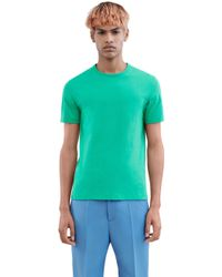 Acne Studios - Eddy holly Green - Lyst