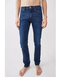 Acne Studios - Slim Fit Jeans - Lyst
