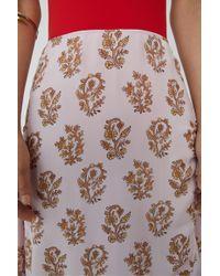 Acne Studios - A-line skirt - Lyst