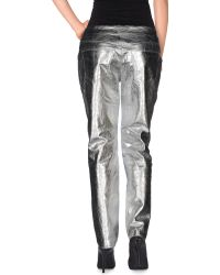 Theyskens' Theory | Casual Trouser | Lyst