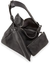 Givenchy Large Pyramid Calfskin Shoulder Bag - Lyst