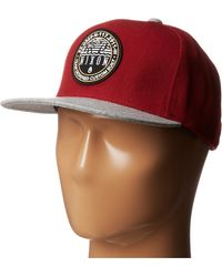 Nixon Sea Breeze Snapback Hat - Lyst