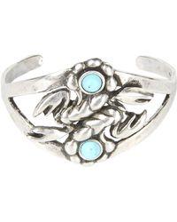 Pamela Love Bracelet silver - Lyst