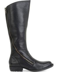 Born - Iona Tall Boots - Lyst