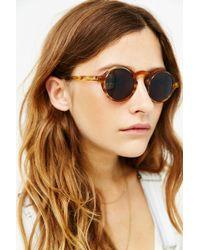 Dusen Dusen - Oval Frame Sunglasses - Lyst