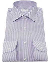Jules B P Striped Shirt - Lyst