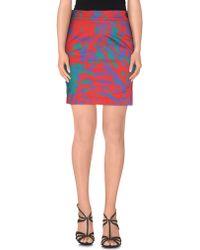 Vivienne Westwood Anglomania | Mini Skirt | Lyst