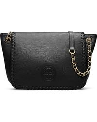 Tory Burch - Marion Small Flap Shoulder Bag - Lyst