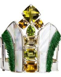 Isabel Englebert - Art Deco Bracelet - Lyst