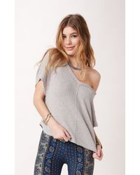Free People Summer Romance Sweater - Lyst