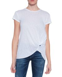 Stateside Cinched Tee - Lyst