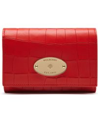 Mulberry | French Purse | Lyst
