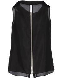 Honor Sleeveless Shirt - Lyst