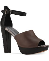 Elliott Lucca - Bellina Platform Sandals - Lyst