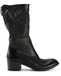 Marsell Mid-Calf Boots - Lyst