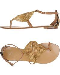Lola Cruz | Thong Sandal | Lyst