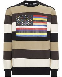 Givenchy Rainbow Flag Sweater - Lyst