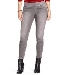 Pink Pony - Stretch Denim Legging - Lyst