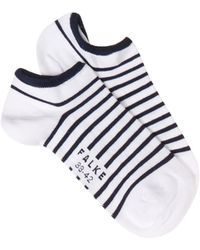 Falke - Striped Trainer Socks - Lyst