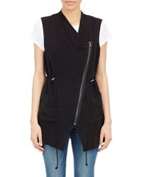Barneys New York Rumer Vest - Lyst