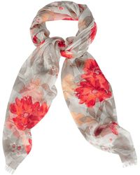 Oasis Neo Floral Scarf - Lyst