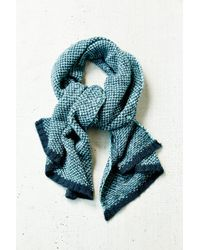Wooden Ships - Dylan Blanket Scarf - Lyst