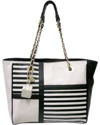 Betsey Johnson Nod To Mod Tote Bag - Lyst