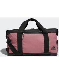 1d11d72a7d Lyst - Adidas Originals Sport Id Duffel Bag in Black for Men