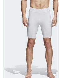 adidas - Alphaskin Tech kurze CLIMACHILL Tight - Lyst