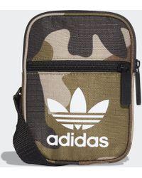 adidas - Camouflage Festival Bag - Lyst
