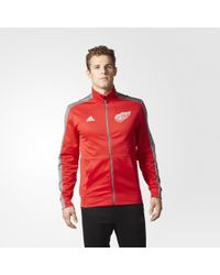 adidas - Red Wings Track Jacket - Lyst