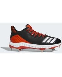 pretty nice 302dd 26055 adidas - Icon Bounce Cleats - Lyst