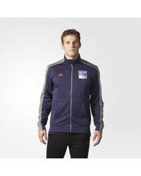 adidas - Rangers Track Jacket - Lyst